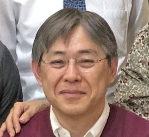 斎藤成二牧師