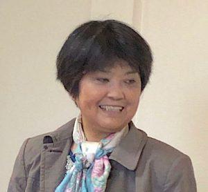 兼松千佳子牧師